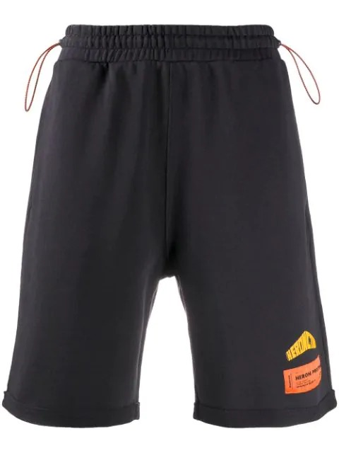 fleece shorts-heron preston-simple caracters