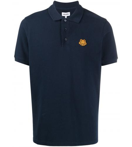 tiger motif polo shirt-kenzo-simple caracters