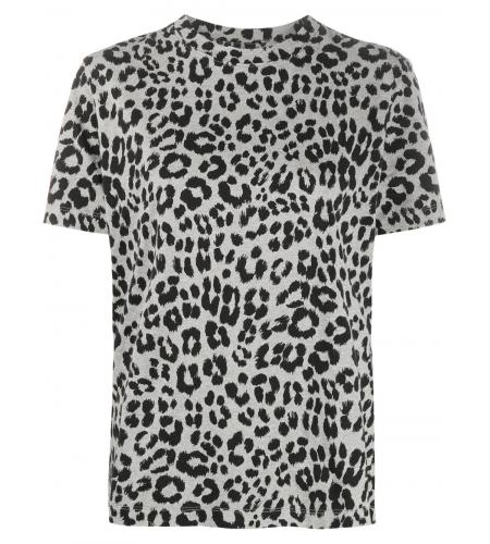 leopard print T-shirt-kenzo-simple caracters
