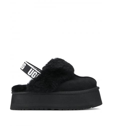 faux fur slingback mules-ugg-simple caracters