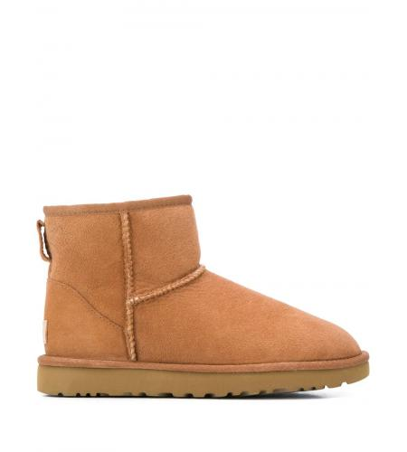 lined ankle boots-ugg-simple caracters