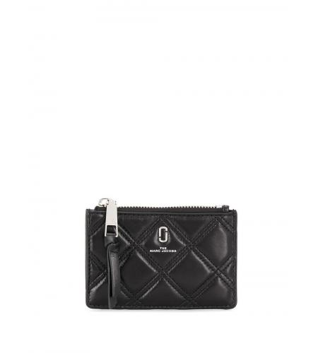 The Softshot quilted wallet-Marc Jacobs-simple-caracters