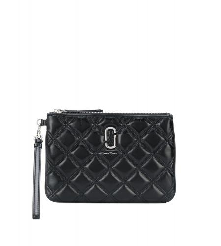 The Marc Jacobs quilted wrislet clutch-marc jacobs-simple caracters