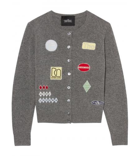 The Embroidered cardigan-Marc Jacobs_simple-caracters.gr