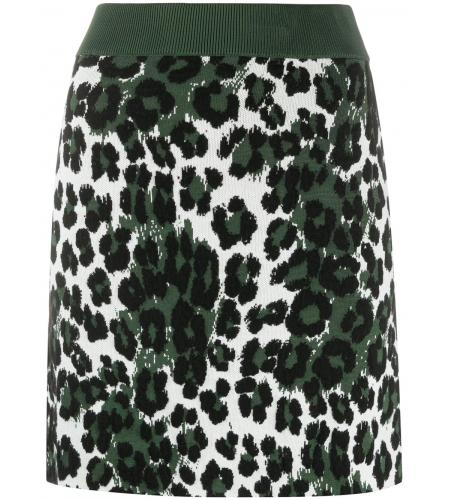 leopard print fitted skirt-kenzo-simple caracters