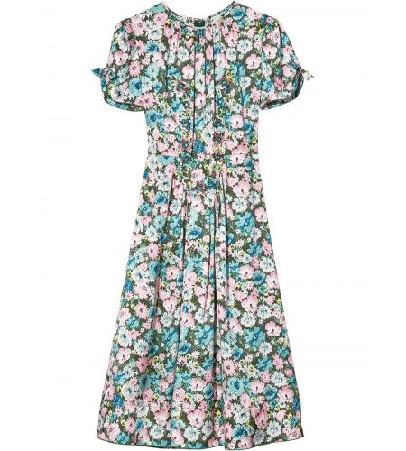 The 40's midi dress-simple caracters-marc jacobs