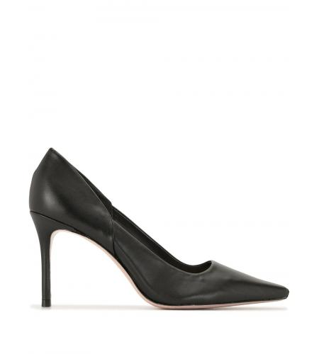 metallic toe high-heel pumps-simple caracters-schutz