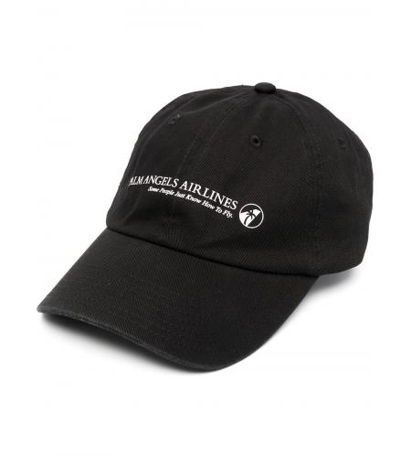 Airlines embroidered baseball hat-simple caracters-palm angels