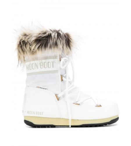 ankle-high snow boots-simple caracters-moon boot