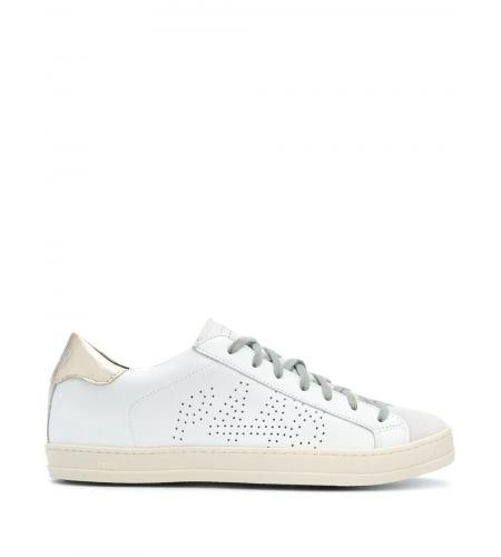 John low-top sneakers-simple caracters-p448