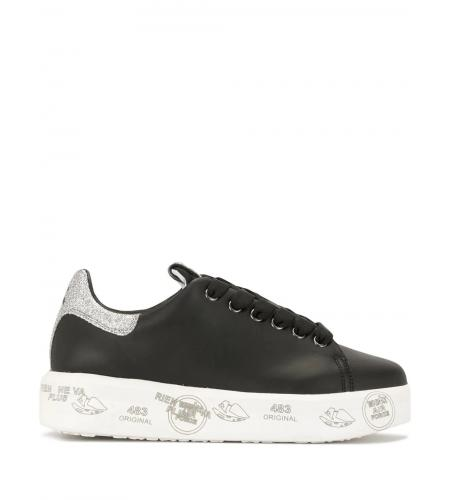 Belle 4904 flatform sneakers-simple caracters-premiata