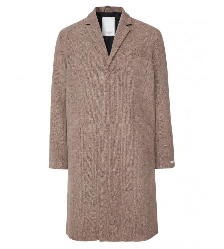 Monroe Wool Coat-simple caracters-les deux