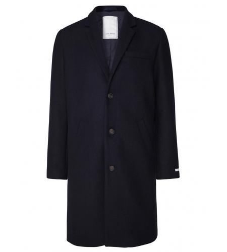 Madison Wool Coat-simple caracters-les deux