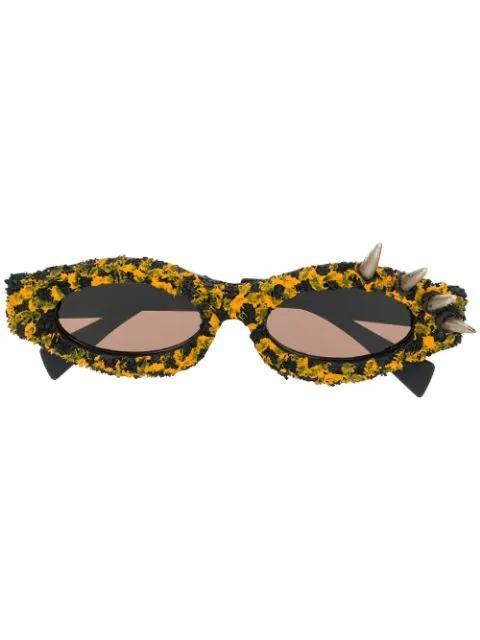 Defcom sunglasses-kuboraum-simple caracters