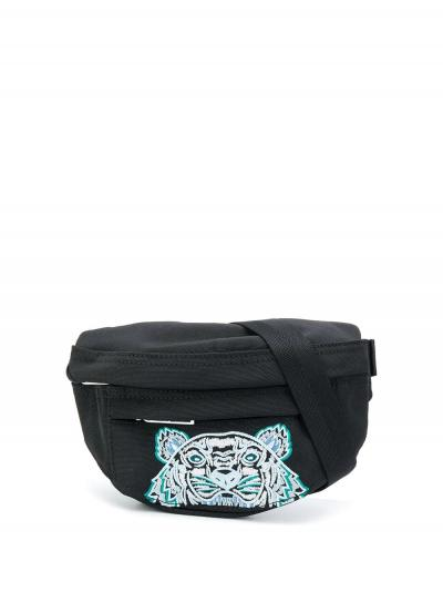 Tiger embroidered belt bag-kenzo_simple-caracters.gr