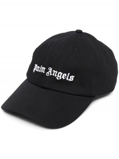 embroidered logo cap-simple caracters-palm angels