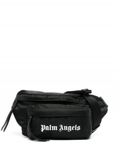 essential logo belt bag-simple caracters-palm angels-PMNO002S21FAB001