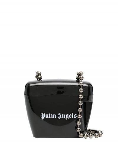 mini padlock bag-simple caracters-palm angels-PWNQ002S21PLA001